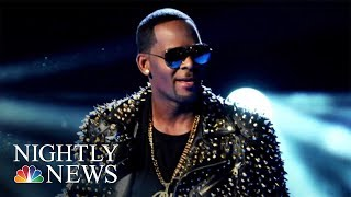 R. Kelly Bond Set At $1 Million As Singer Appears In Court On Sexual Abuse Charges | Nightly News - NBCNEWS