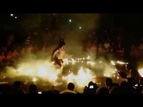 Digest of kecak dance