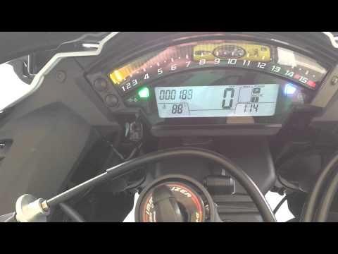 ZX10 R 2013 BRANCA SUPER EQUIPADA