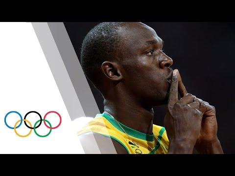 Athletics Men's 100m Final Full Replay - London 2012 Olympic Games - Usain Bolt