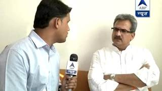 Shiv Sena indicates support for BJP in Maharashtra l Anil Desai gives details to ABP News - ABPNEWSTV
