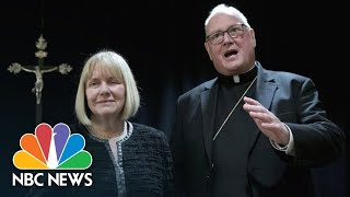 Cardinal Timothy Dolan Announces Independent Review Of Sex Abuse Response | NBC News - NBCNEWS