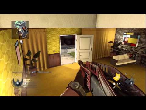 SIumps 144 6 in Nuketown Demolition Spas 12 Suppressor Gameplay Black Ops