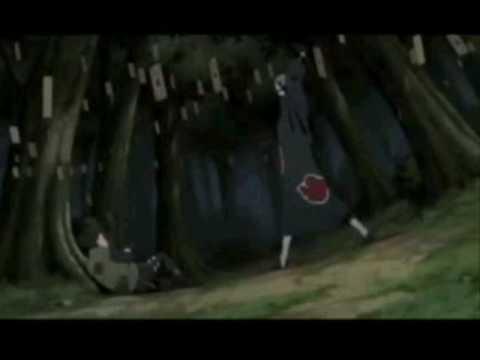 Naruto AMV Kakashi & Team Asuma vs Hidan & Kakuzu