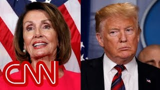 Trump fires back at Nancy Pelosi: I'm canceling your trip - CNN