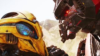BUMBLEBEE International Trailer (NEW 2018) Transformers Movie - FILMSACTUTRAILERS