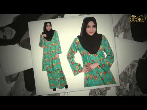 Baju Kurung Glory Collection PL10