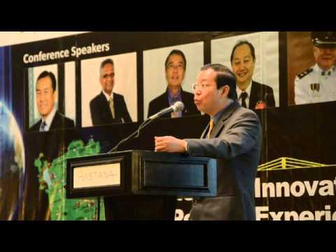 Penang State Industrial Manufacturing Conference 2014