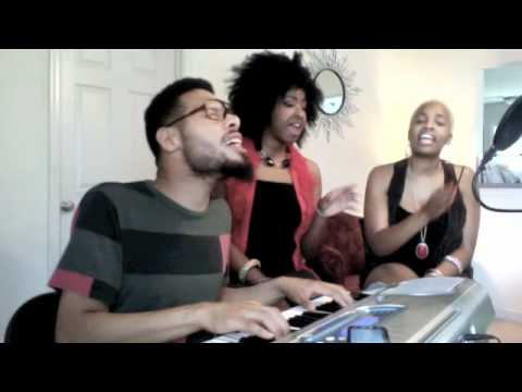 One Night Stand - Keri Hilson & Chris Brown  (Anhayla, Tsoul, Lela bizz) Jam Session