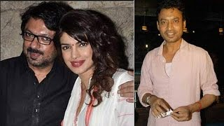 Bollywood News in 1 minute - 18/12/2014 - Priyanka Chopra, Irrfan Khan, SAnjay Leela Bhansali