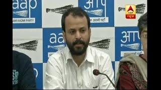 It was a riot like situation and the Police were mute spectators: AAP leader Ashish Khetan - ABPNEWSTV