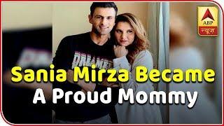 Farah Khan meets Sania Mirza's new born baby - ABPNEWSTV
