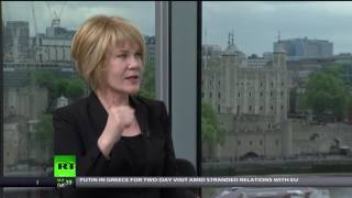 Keiser Report: Right Price for Surrender (E920) - RUSSIATODAY