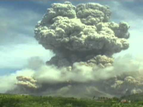Los volcanes, documental discovery channel
