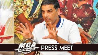 Producer Dil Raju Press Meet About MCA Movie | Nani | Sai Pallavi | TFPC - TFPC