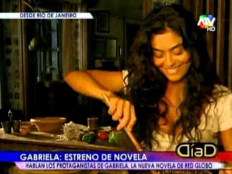 Tuteve.tv / Conozca a los protagonistas de la nueva novela 'Gabriela'