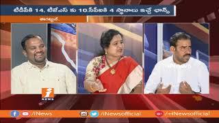 మహాకూటమి లో కొలిక్కి వచ్చిన సీట్ల సర్దుబాటు | Debate On Seats Sharing In Mahakutami | P2 | iNews - INEWS