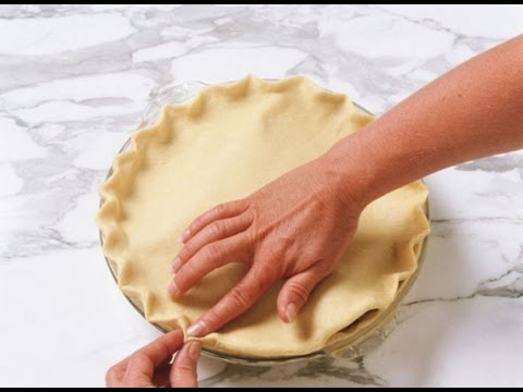 How to Make A Pie Crust -2QeKExMgyHQ