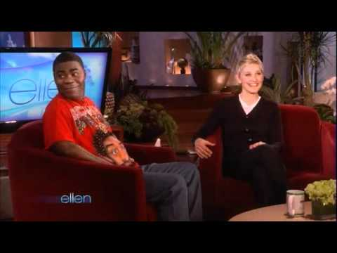 Tracy Morgan on Ellen Degeneres show