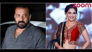 Sanjay Dutt To Opt Out Of 'Shiddat' After Madhuri's Entry? | Bollywood News - ZOOMDEKHO