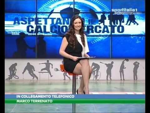 Monica Bertini Aspettando Calciomercato 28 Maggio 2013
