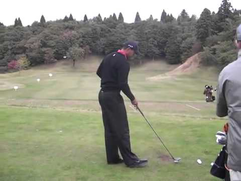 Amazing footage Tiger Woods pre competition practice routine ENJOYYYYYYYYYYYYYYYYYYYYYY