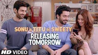 1 Day To Go (In Cinemas) ►Sonu Ke Titu Ki Sweety | Releasing On 23rd February 2018 - TSERIES
