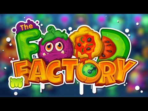 Moshi Monsters : The Brand New Food Factory!