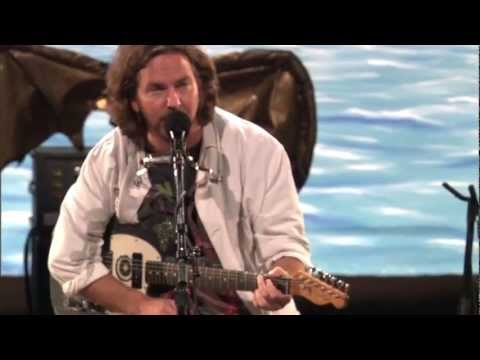 Eddie Vedder - All along the Watchtower no show Water on the road