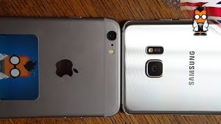 Samsung Galaxy Note7 vs Apple iPhone 6S Plus & 6 Plus