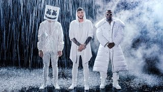 Marshmello & Juicy J Feat. James Arthur - You Can Cry (Official Video) ( 2018 )