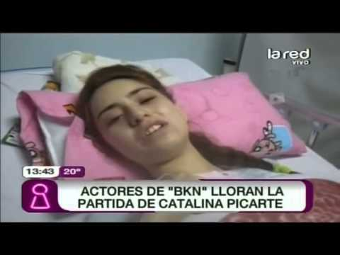 Falleció Catalina Picarte: Actriz de BKN no pudo vencer el cáncer