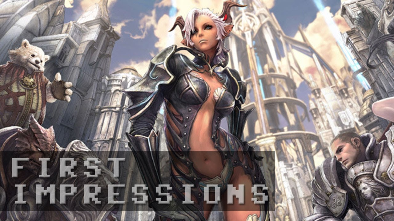 TERA - First Impressions HD