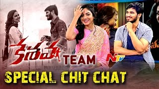 Keshava Movie Team Special Chit Chat || Nikhil, Ritu Varma || Show Time || NTV - NTVTELUGUHD