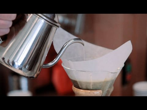 Coffee Talk How to Make Pour Over Coffee
