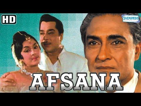 Afsana {HD & Eng Subs} - Hindi Full Movie - Ashok Kumar - Veena - Jeevan - Pran - Old Hindi Movies - يوتيوبات