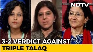 Triple Talaq Declared Unconstitutional: How India Reacted - NDTV