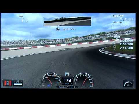 Gran Turismo 5 GT5 Vettel Red Bull X1 / X2010 Challenge - Nurburgring Gold Lap 2:07.944