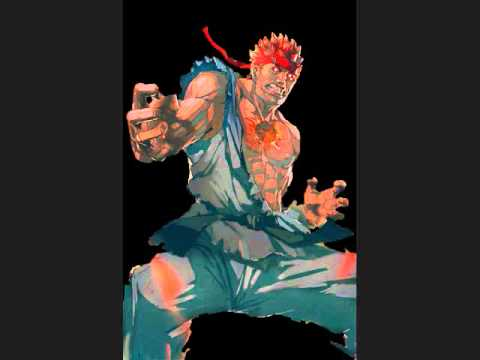 SSFIV: AE English Voice Clips - Evil Ryu