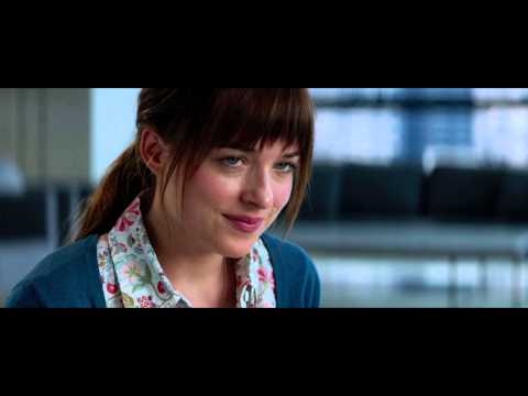 Fifty Shades of Grey Movie (2015) Trailer: Dakota Johnson, Jamie Dornan