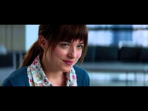 Fifty Shades of Grey Movie (2015) Trailer: Dakota Johnson, Jamie Dornan