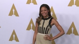 Naomie Harris on having Oscar speech ready - CNN