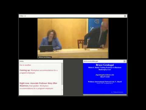 Widener Law faculty preview the 2014 U.S. Supreme Court term.