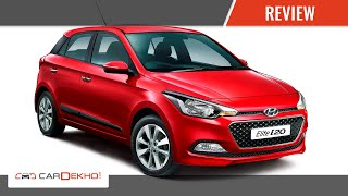 Hyundai Elite i20 Review of Features- Interiors & Exteriors I CarDekho.com