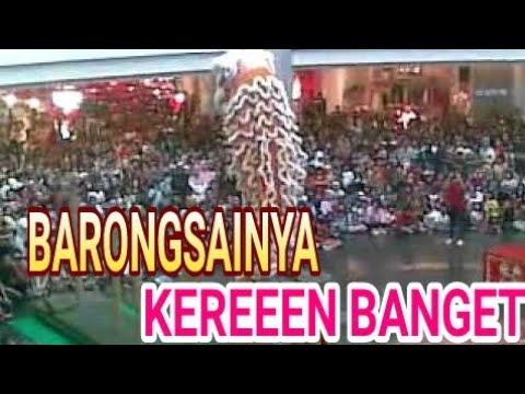 atraksi barongsai yang luar biasa (lion dance incredible attractions)