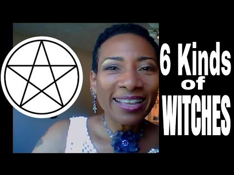 6 Kinds of Witches of MANY - Valerie Love