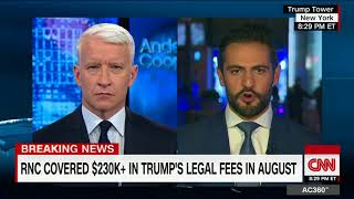 RNC paying for President Trump's legal fees - CNN