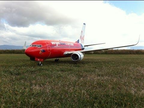Boeing business jet 737-700