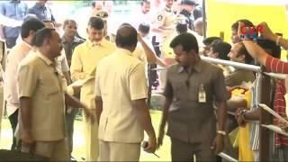 Chandrababu Naidu to participate Grama Darsini In Visakhapatnam | CVR NEWS - CVRNEWSOFFICIAL