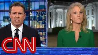 Cuomo, Conway spar over Women's March tweet - CNN